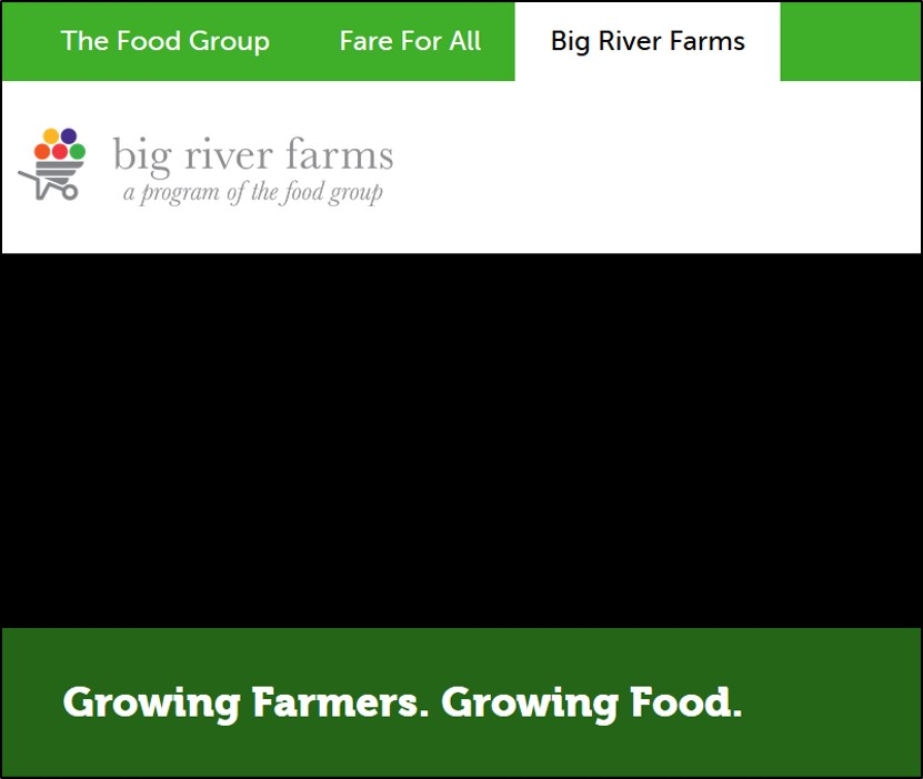 Big River Farms Training Program
