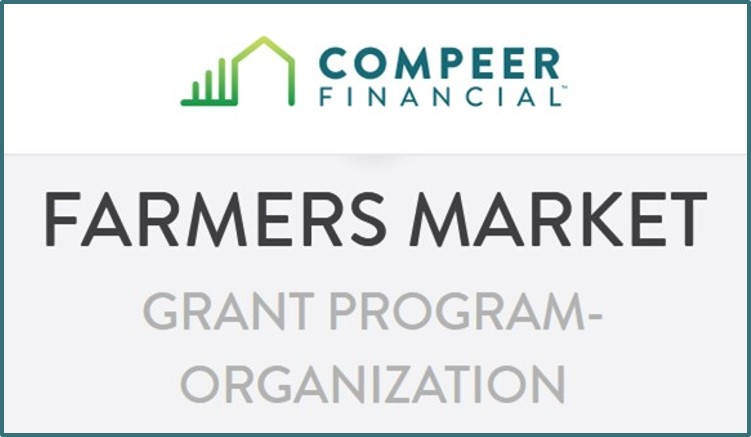 Compeer farmers' market grants