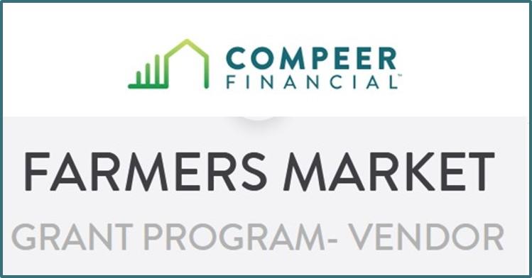Compeer farmers' market vendor grant
