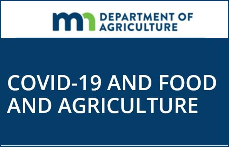 MDA COVID response programs