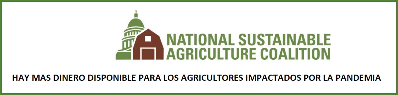 NSAC blog post in Spanish re: CFAP 2