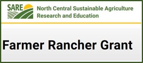SARE Farmer Rancher Grant
